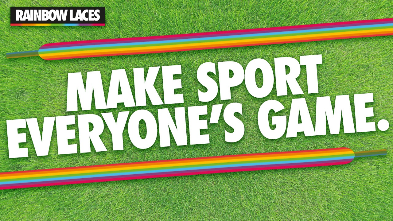 Make Sport Everyone's Game logo
