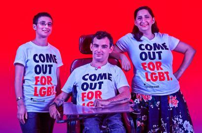 Come Out For LGBT - Daniel Holt